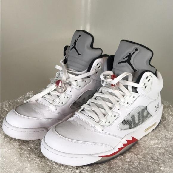 Jordan Shoes   Jordan 5 Retro Supreme